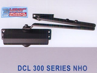 Door closer dekkson (dcl 300 series non hold open)