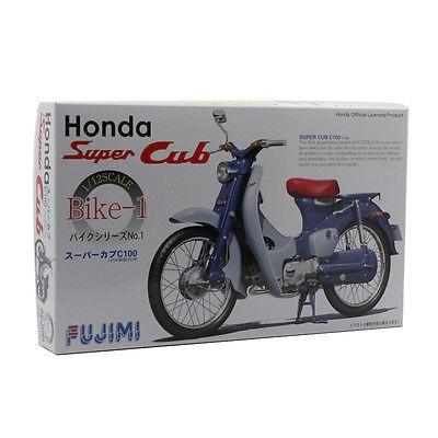 harga Mokit fujimi 1/12 honda super cub c100 1958 first production model Tokopedia.com