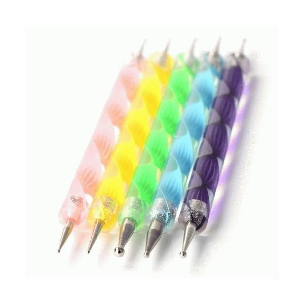 Jual Dotting Tools Untuk Lukis Kuku Nail Art Tool (harga