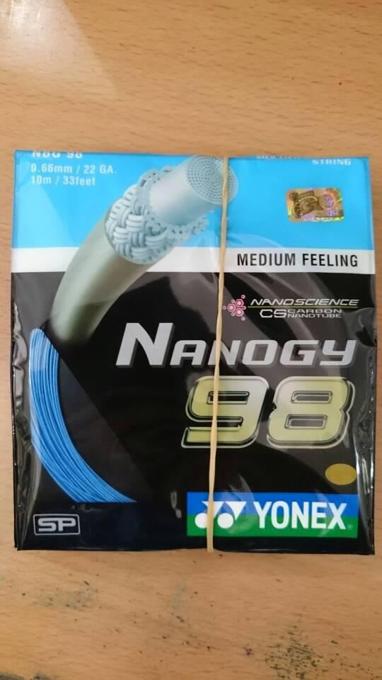 harga Senar badminton yonex nanogy 98 Tokopedia.com