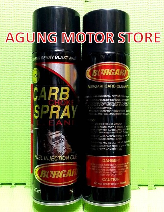 harga Carburator cleaner / injector cleaner burgari usa (500 ml) Tokopedia.com