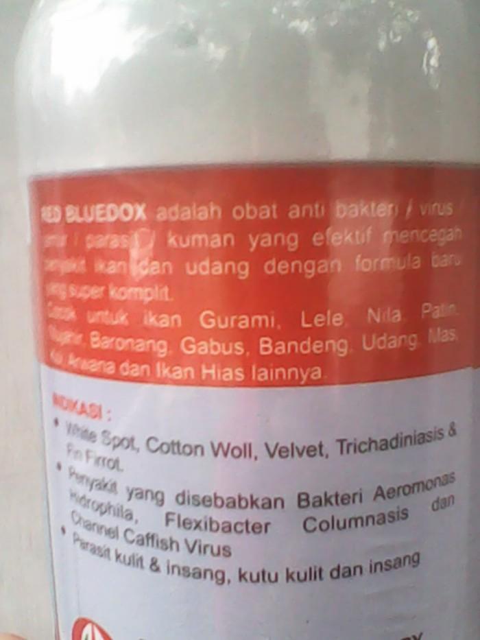 RED BLUEDOX Obat Ikan (Cupang) Super Complete Formula