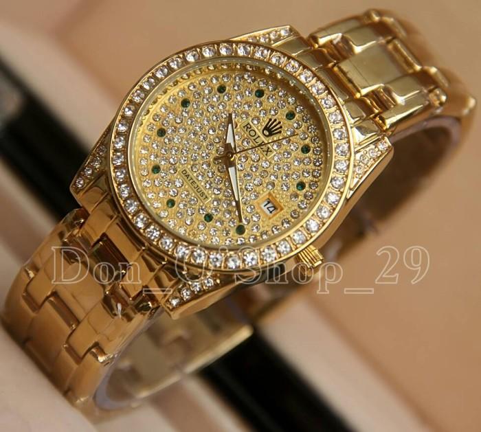 harga Jam tangan rolex 5070 gold Tokopedia.com