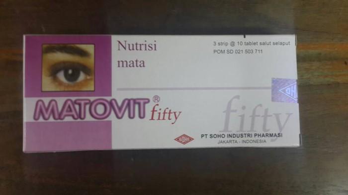 harga Matovit fifty Tokopedia.com