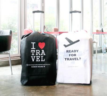 harga Good quality all size sarung kain pelindung kopor koper travel bag Tokopedia.com