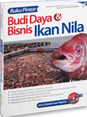 Foto Produk Buku Pintar Budi Daya & Bisnis Ikan Nila dari Toko Kutu Buku