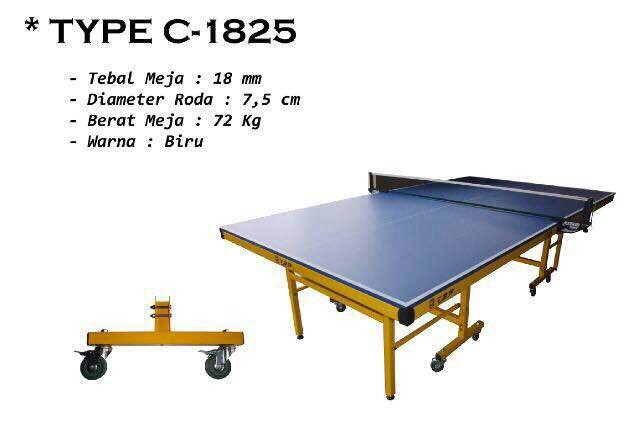 Jual Meja Pingpong Tenis Meja 729 Friendship C1825 Import Jakarta Selatan Gema Sports Tokopedia