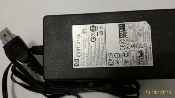 harga Adaptor deskjet f2180, f2276, f2235, d2466, psc 1410, officejet 5610 Tokopedia.com