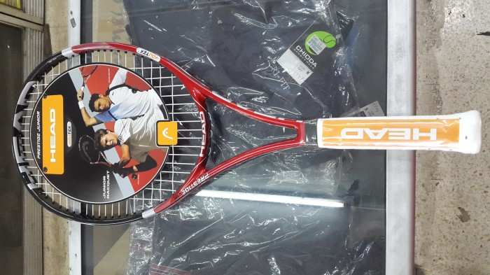 harga Raket tenis head youtek prestige jr 26 red black Tokopedia.com