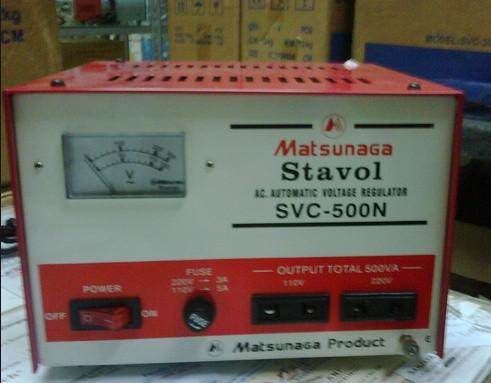 harga Matsunaga stabilizer 500va Tokopedia.com