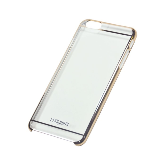 Feelymos Star 5 Case for iPhone 6 Plus/ 6S Plus Gold