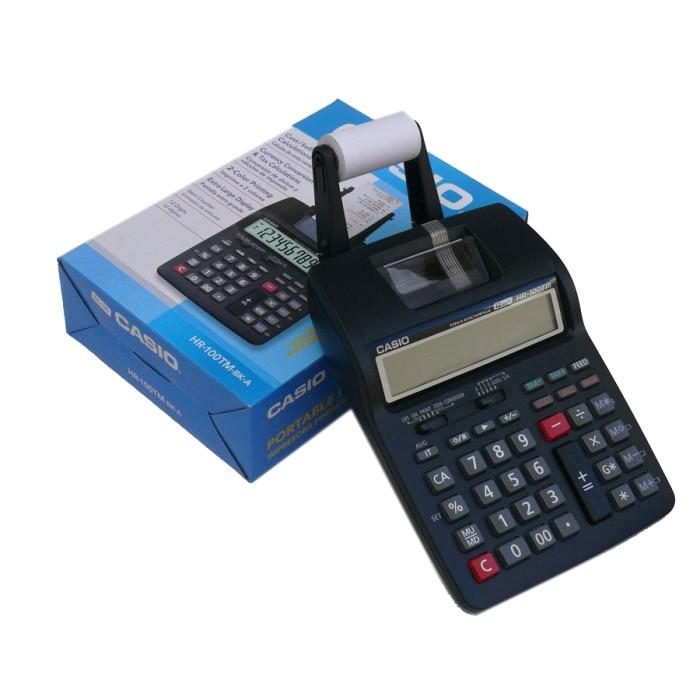 ... Q&q Jam Tangan Digital Pria Rubber Hitam Dial Hitam Bezel Hitam Qq Source Casio HR 100TM