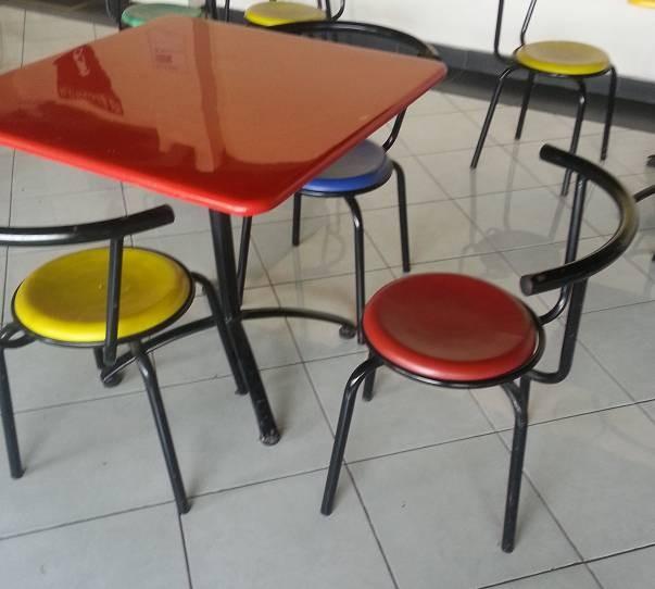 Jual Meja Cafe Meja Kafe Meja Foodcourt Kursi Kantin Pujasera Meja Laker Jakarta Barat Sejahterameubel Tokopedia
