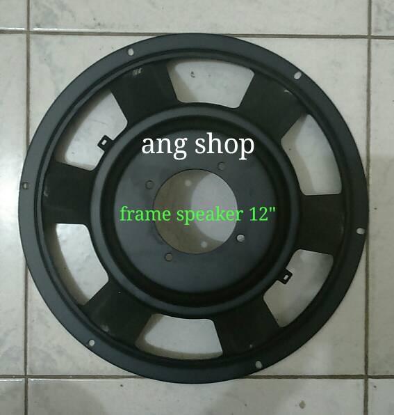 harga Frame / kerangka/ rangka speaker 12  inch Tokopedia.com
