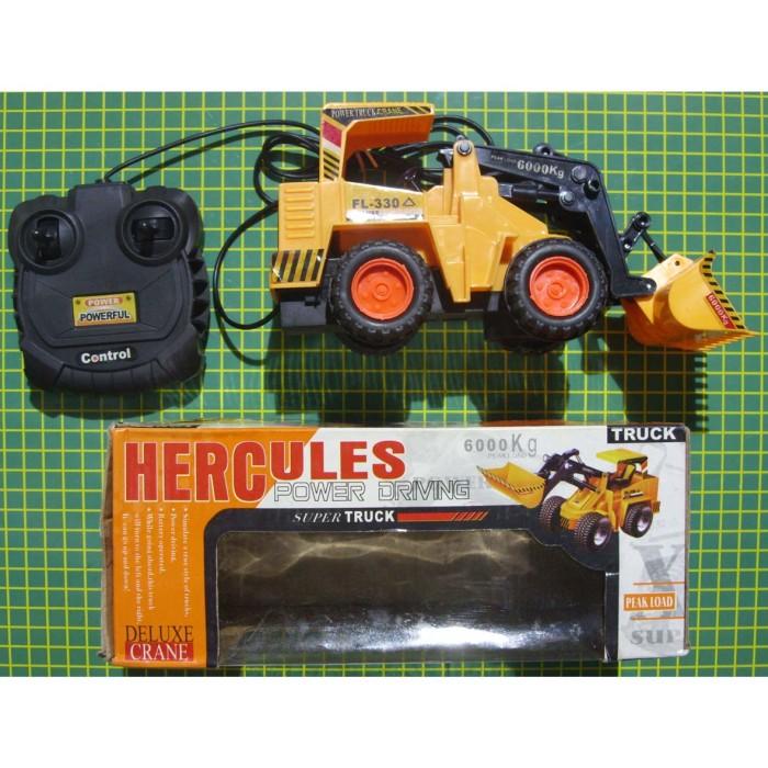 harga Mobil truk alat berat truck loader rc kabel remote cable miniatur toys Tokopedia.com