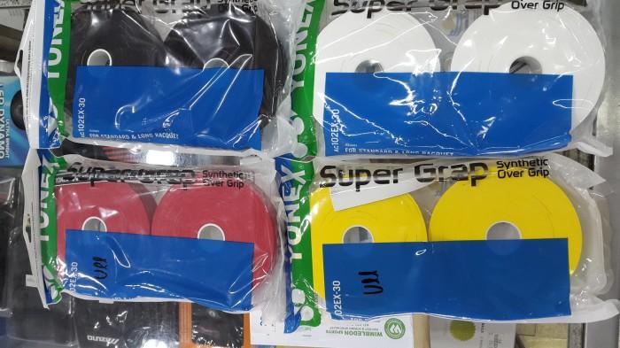 harga New!! grip yonex super grap ac102ex-30 original seri jp Tokopedia.com