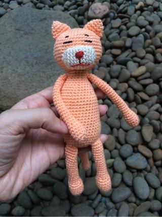 Foto Produk The lazy cat dari Matahari Biru