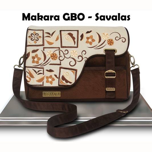 Jual Tas Selempang Branded Beludru Bordir Etnik merk Makara GBO ... 0e3e8a8957