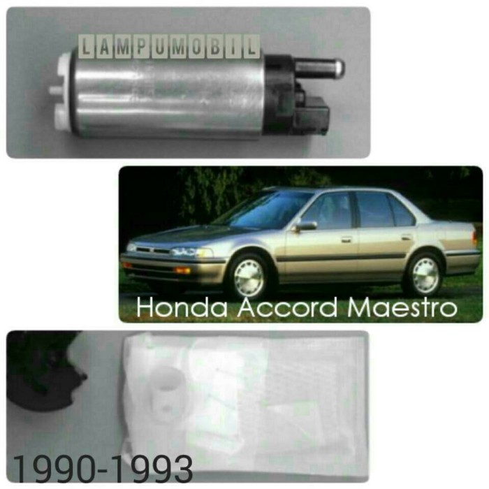 harga Fuel pump honda accord maestro 1990-1993 Tokopedia.com