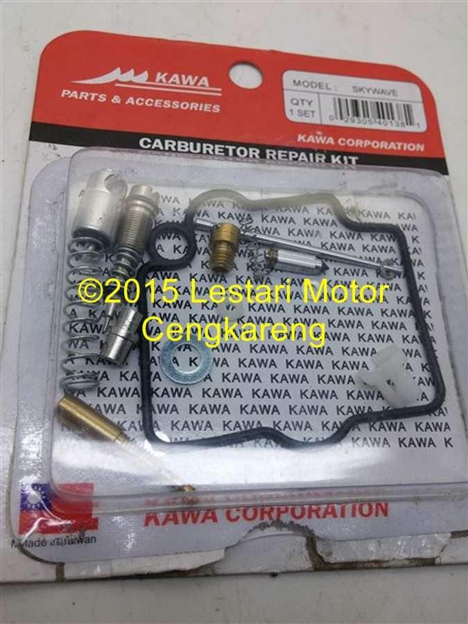 harga Repairkit karburator skywave 125 kawa kualitas jamin Tokopedia.com