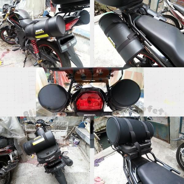 harga Tabung jas hujan motor jk-speed besar tas hitam wadah box kanebo dll Tokopedia.com