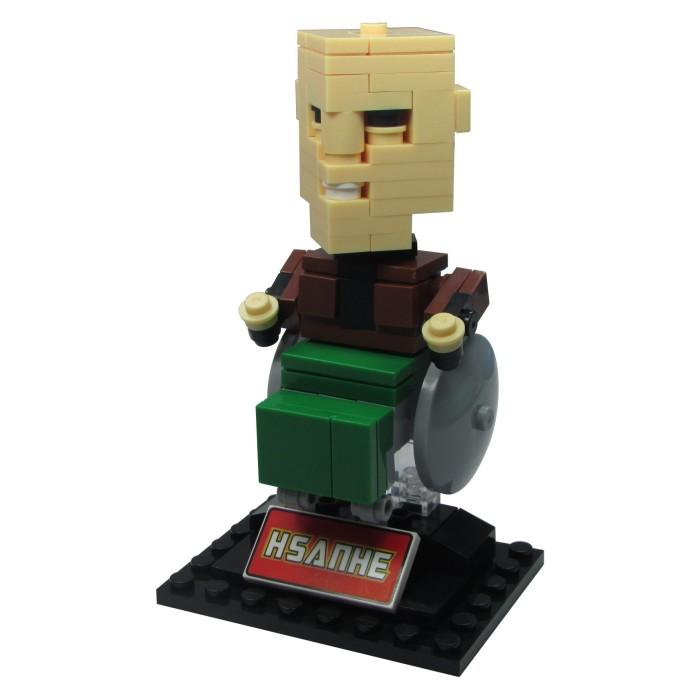 harga Hsanhe 6325 action figure lego cube micro world series professor x Tokopedia.com