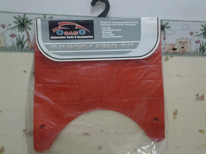 harga Karpet Motor Matic Honda Beat New/ F1- Merk Osano Tokopedia.com