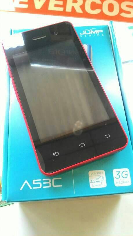 harga Evercoss a53c android 3g/hsdpa murah lcd 3.5inch Tokopedia.com