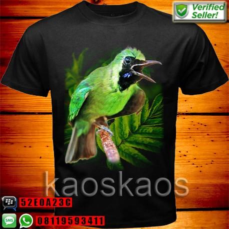 harga Kaos Burung Cucak Ijo Jambul Ukuran Xxxl Tokopedia.com