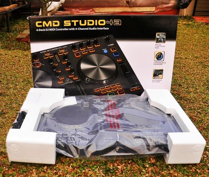 harga Behringer cmd studio 4a dj controller + bonus inside software Tokopedia.com