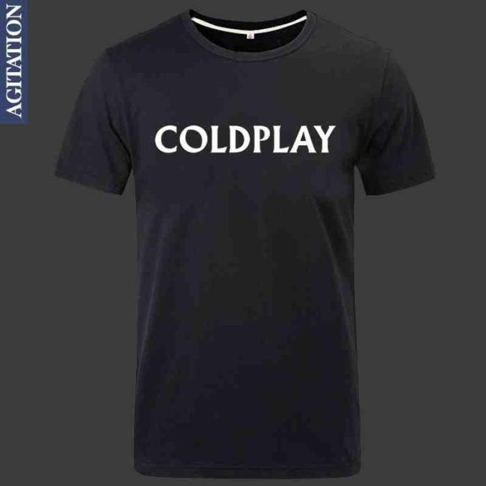 Tshirt coldplay 07