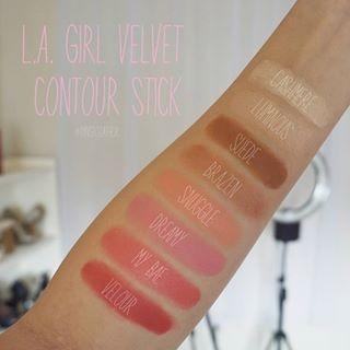 Velvet Contour Stick by LA Girl #3