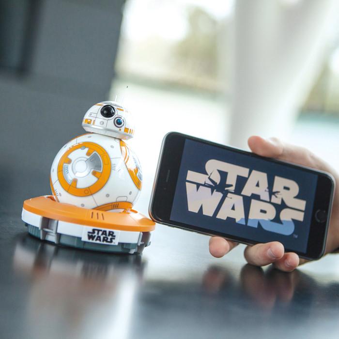 Jual BB8 Droid By Sphero Star Wars Original - WenWen Shop  55f59c171e