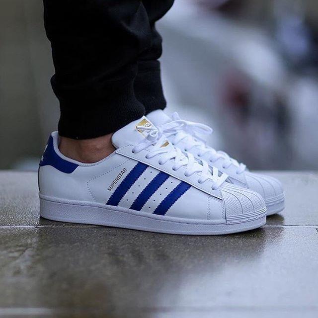 Adidas Superstar Foundation B27141 Ftwr WhiteCollegiate