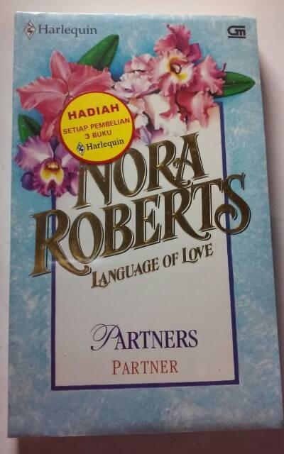 Novel harlequin nora roberts partners partner language of love