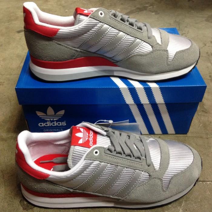 3fa0a20e9f0d1 ... sweden adidas zx 500 og abu abu size 40. sepatu casual sneaker ed758  13375