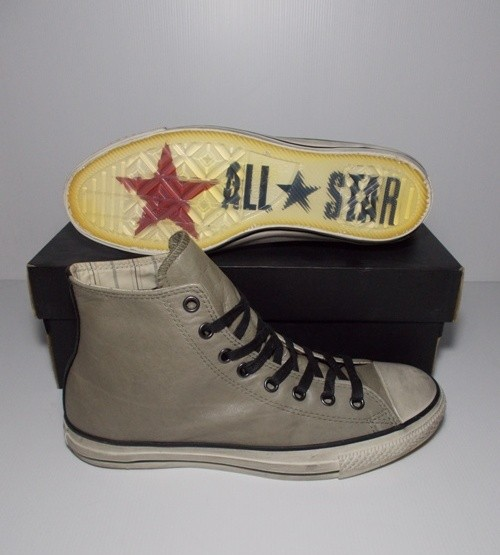 Jual Original Sepatu Converse John Varvatos Leather Hi - Fm Original ... 42d7f98e58