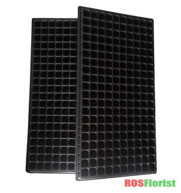 ROSFlorist Tray Semai 200 Lubang