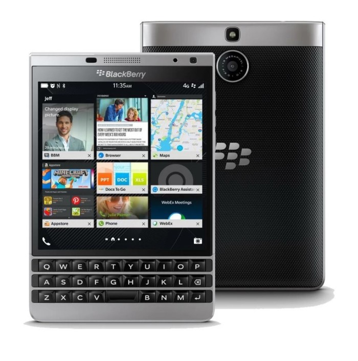 BlackBerry Passport 32GB Silver