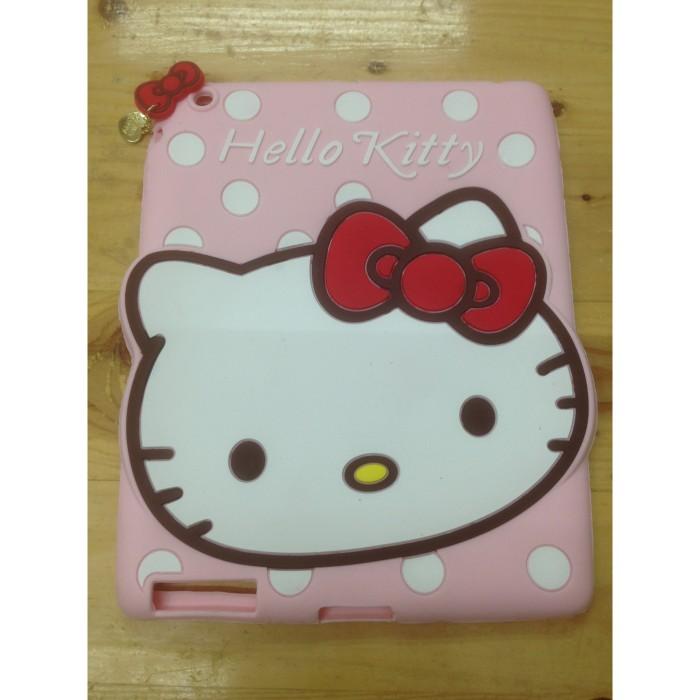 harga Sarung silicone case gambar hello kitty melody apple ipad 2 3 4 Tokopedia.com