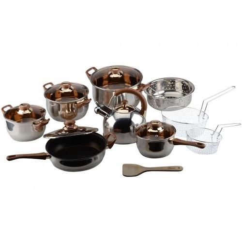 Jumbo cookware set oxone ox 988fsn / panci jumbo set oxone / ox 988fsn