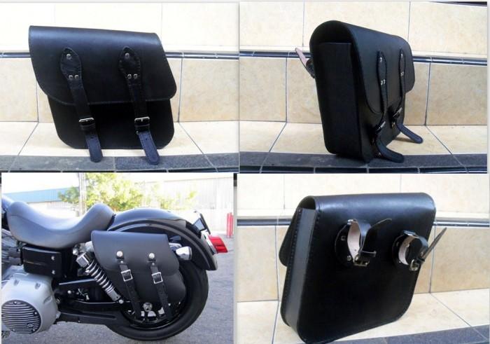 harga Aksesoris tas motor dengan bahan kulit asli (kode aa) Tokopedia.com
