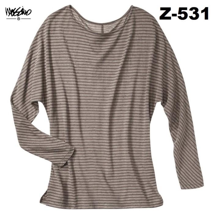 Mossimo Womens Dolman Long Sleeve Tee - Z-531