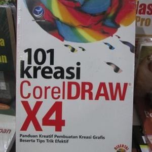 harga 101 kreasi coreldraw x4 Tokopedia.com