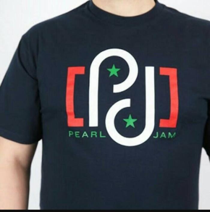 harga Tshirt/t Shirt/t-shirt/kaos  Pj Pearl Jam Tokopedia.com
