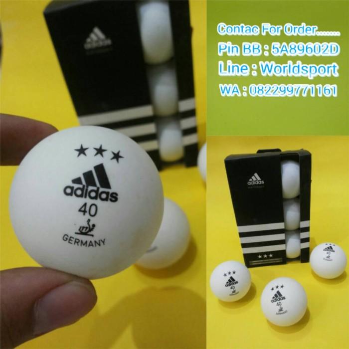 harga Bila tenis meja/bola tenis meja adidas/bola pingpong Tokopedia.com