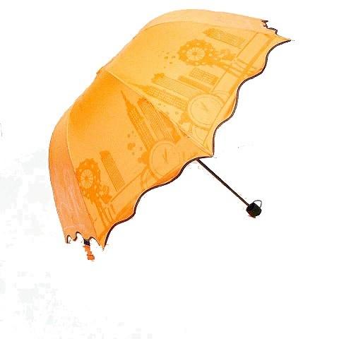 harga Payung lipat 3d - 1 warna Tokopedia.com