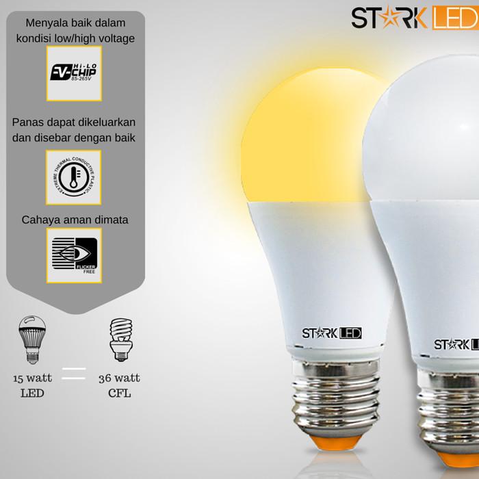 Lampu Stark LED OMNI 15 watt