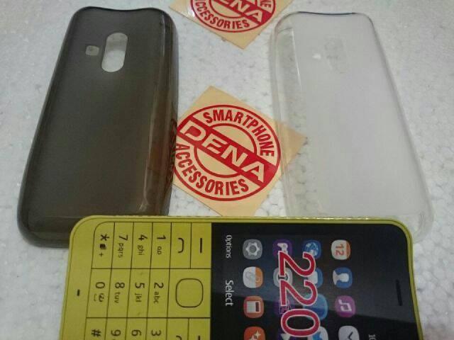 Soft Case Nokia 220