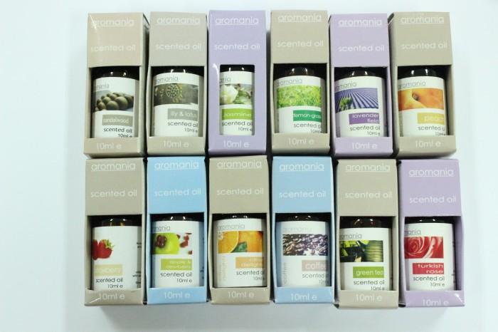 Pure Essential Oil Aromania Coffee - oil diffuser aromatherapy .